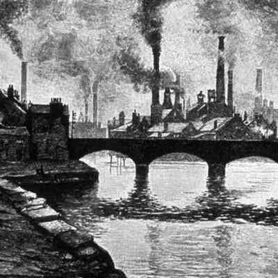 Inventions of the Industrial Revoultion timeline