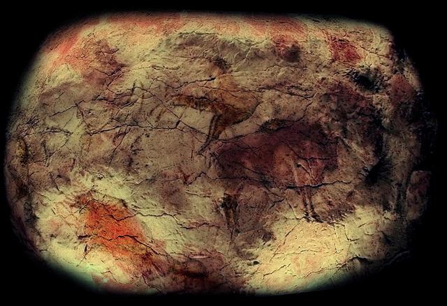 Dibujos de la Cueva de Altamira