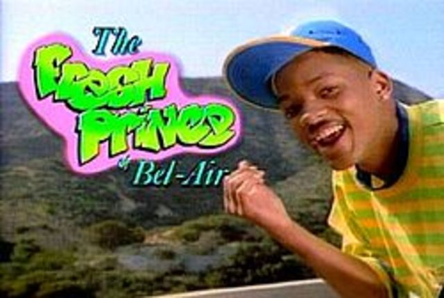The Fresh Prince of Bel Air started!