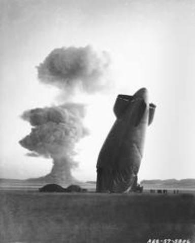 Test of Atomic Bomb