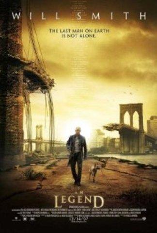 Will Smith stars in I Am Legend