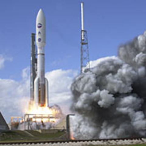 Spacecraft heads to Pluto