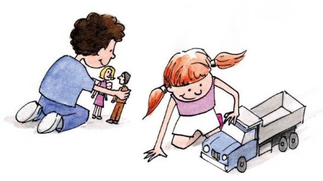 Toddlerhood - Gender Roles