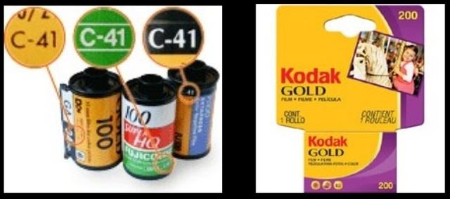 C-41 color negative