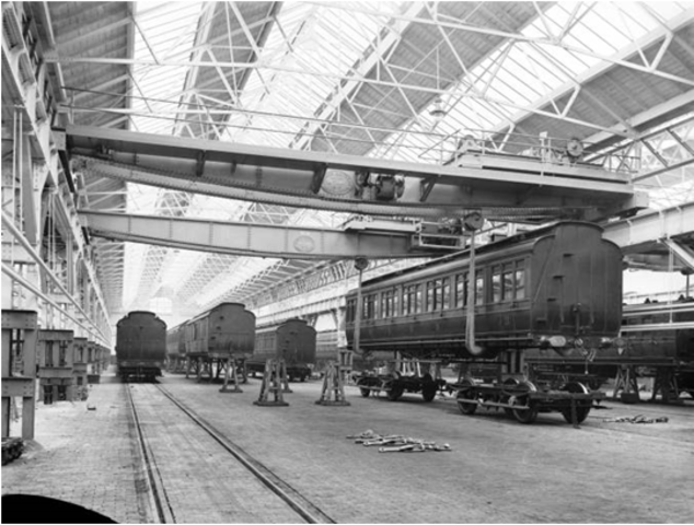 Derby carriage and wagon works