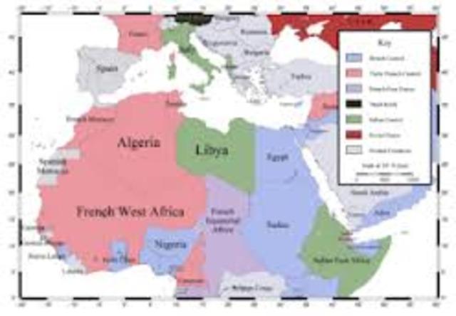 Ørkenkrigen