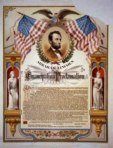 Emancipation Proclamtation