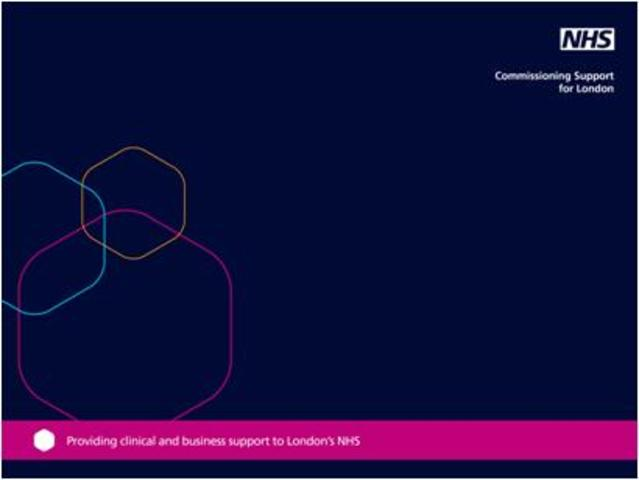 Commissioning Support for London (CSL) becomes LHO's host