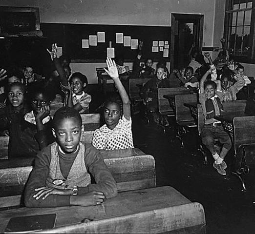 All Black School