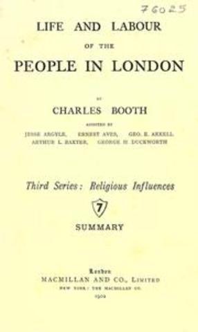 Charles Booth, Benjamin Seebohm Rowntree