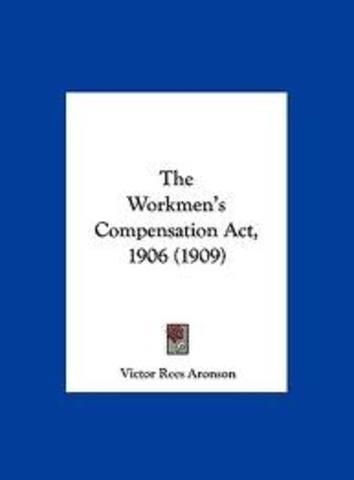 Workmen's Compensation Act