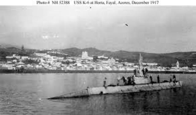 Submarine Allied