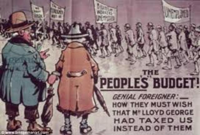 Lloyd George's 1909 budget