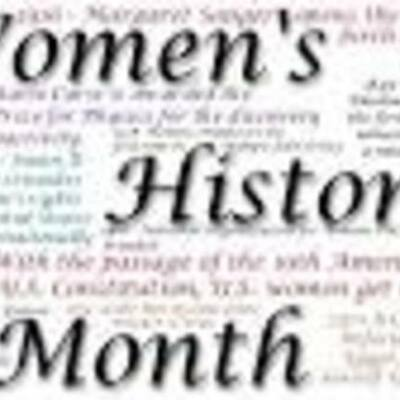 History of Women in Mathematics timeline