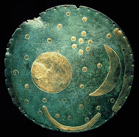 Disco celeste de Nebra