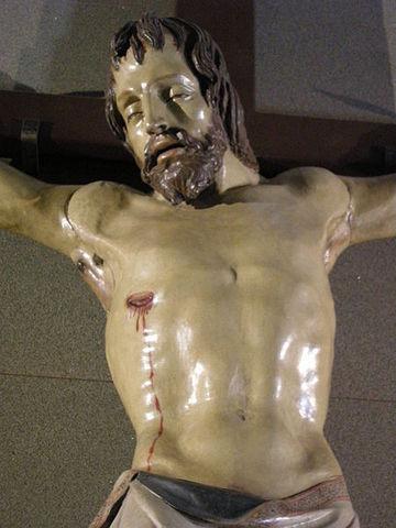 Crucifijo de la Santa Cruz