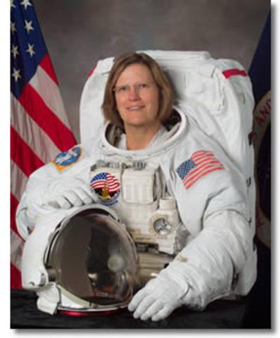 1st Woman- Kathryn Sullivan