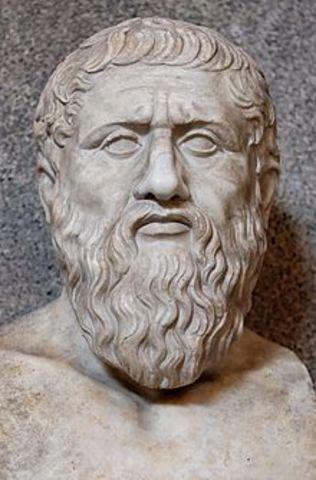 Busto de Platon