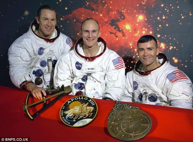 The Apollo 13