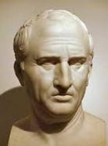 busto marco tulio ciceron