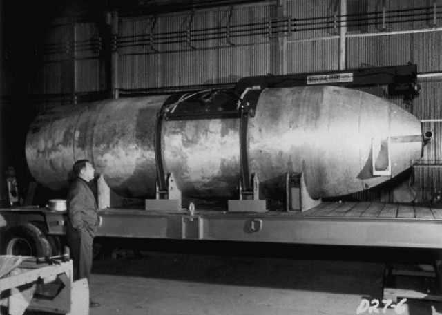 US Creates Hydrogen Bomb
