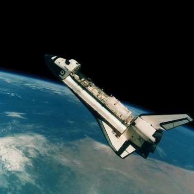 The Development of Space Shuttle History timeline