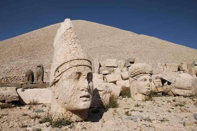Rey Antioco I 800 a.C