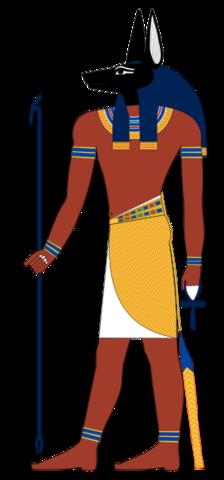 Anubis 250 a.C