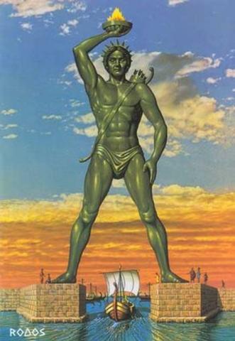 Coloso Rodas 226 a.C