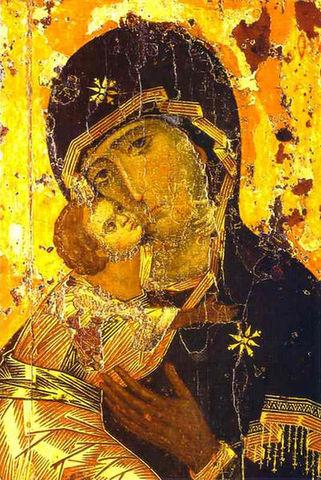 Virgen de Bladimir