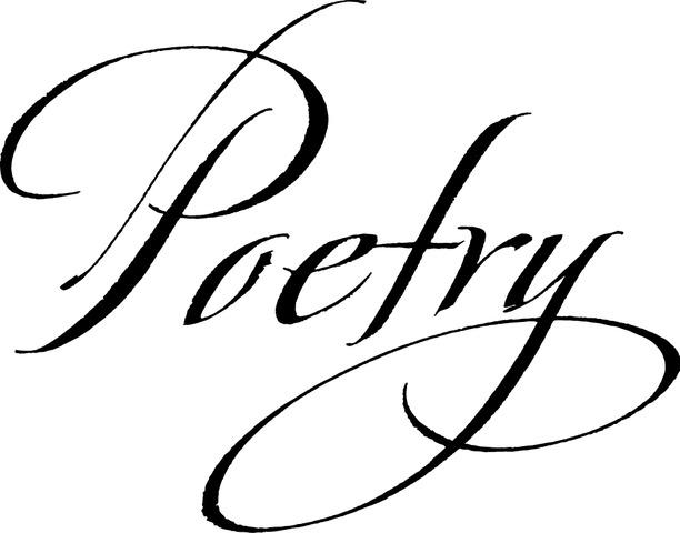 Contest Poem Winner!