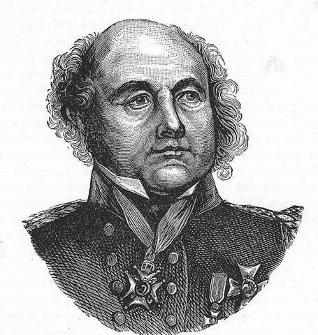 Sir John Franklin's ships disappear
