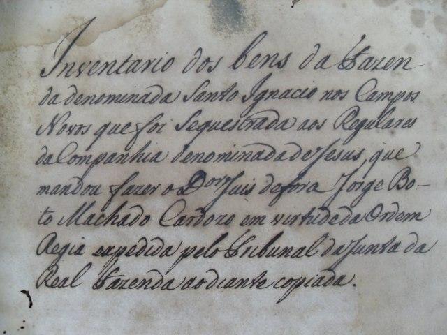 Decreto de abolição das doações régias e dos bens da coroa.