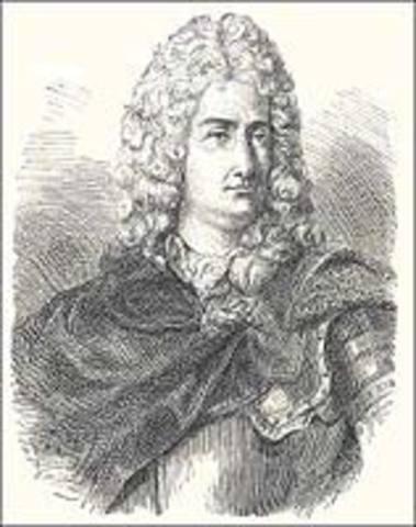 Charles Francois (1698-1739)