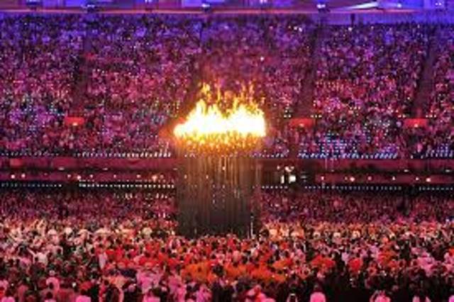 London Olympics (P.e.d.'s)