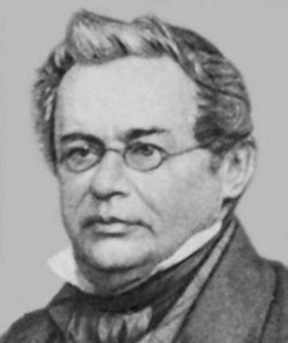 Heinrich Friedrich Lenz (1804 - 1865)