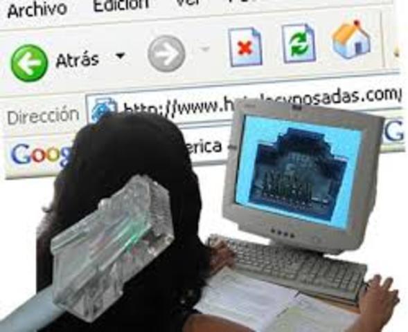 SE ESTABLECE EL INTERNET