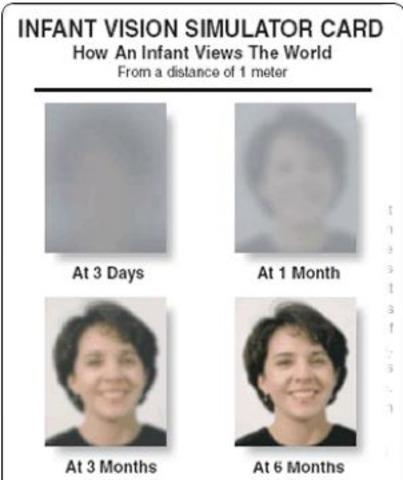 Eyesight in Infants