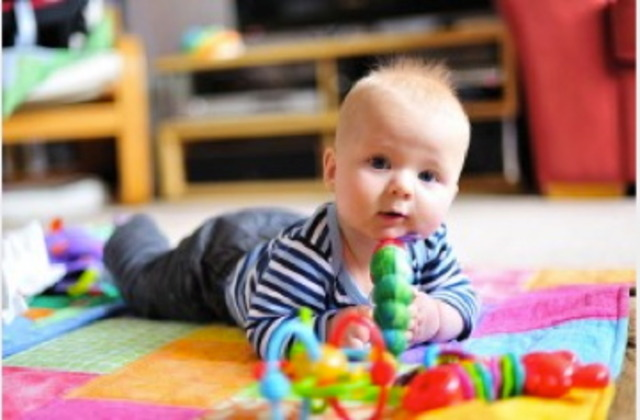 Exploration of the World and the Babies' sounds