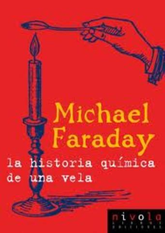 Faraday y el humo de la vela