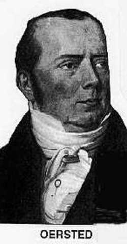 Danés Hans Christian Oersted