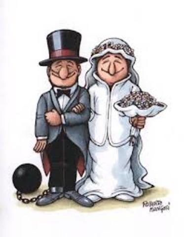 Matrimonio de Volta
