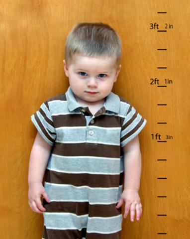 Toddlerhood- Growth