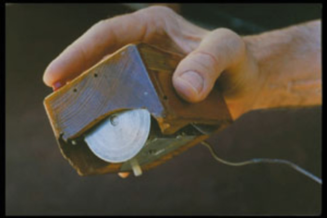 Invención del mouse