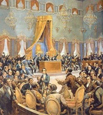 São estabelecidas as normas para a eleição dos deputados às Cortes.