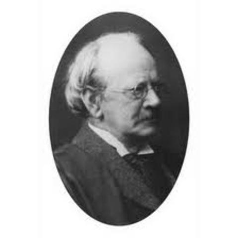 Thomson fue nombrado Rector del Trinity College de Cambridge