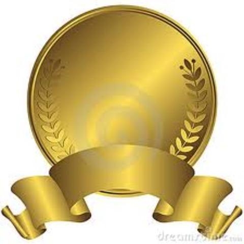 Joseph John Thomson obtuvo la Medalla Royal