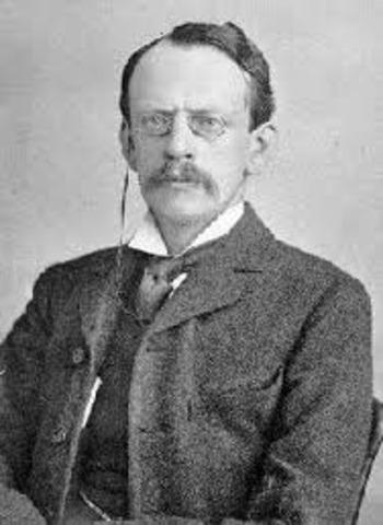 Thomson descubrió una nueva partícula