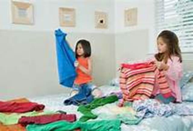 Social development in toddlers
