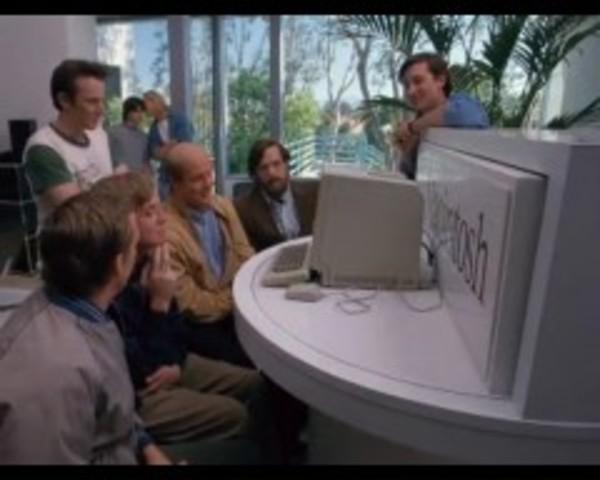 Primer mouse y Macintosh